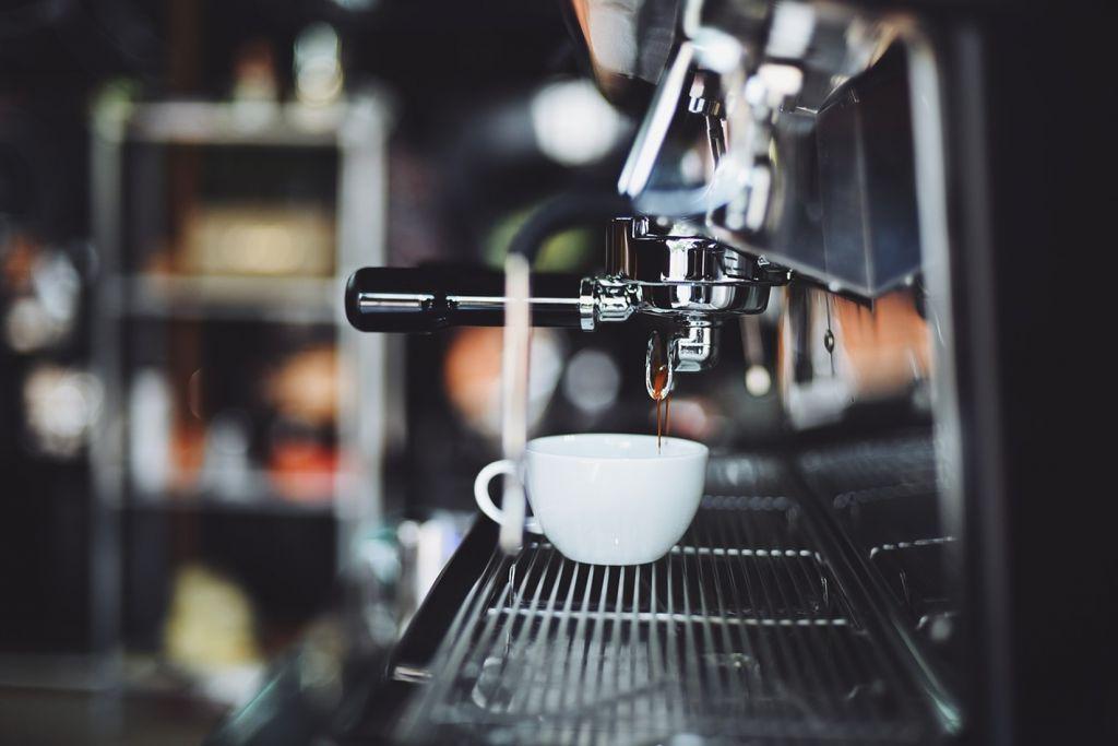Profesionální kávovary