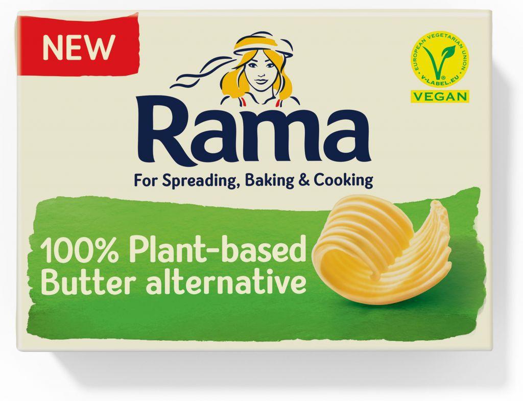 Rostlinná alternativa másla? Odpovědná volba!
